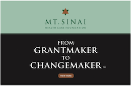 From Grantmaker to Changemaker